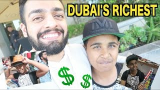 SHOPPING WITH DUBAI'S RICHEST KID!