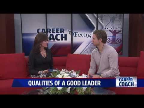 Career Coach on Fox 17 - Qualities of a Good Leader