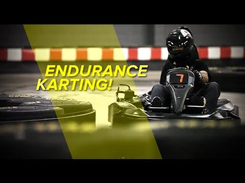 Endurance karting is for sissies
