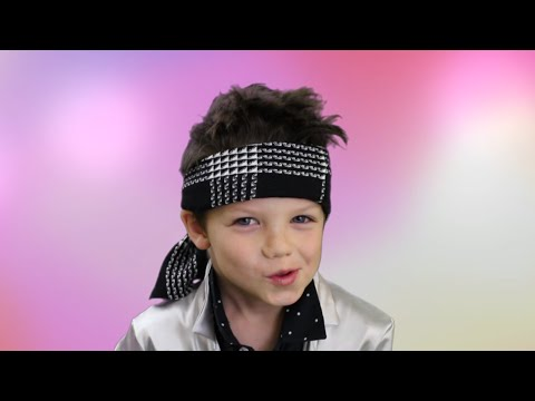 Learn to Sew: How to Make a Boys Blazer