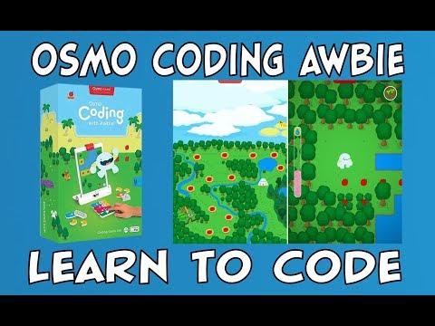 Teach Kids to Code with Osmo's Coding Awbie | #STEM