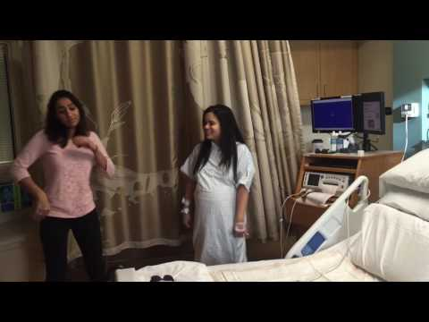 How to induce labor in hospital Indian Style