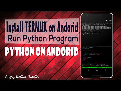 Must Try !! Install Terminal on Android and Run Python ( Bangla ) | Programming With Mobile | ABT
