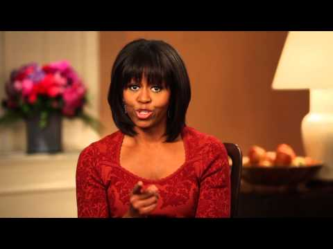 The First Lady on the Launch of Organizing for Action