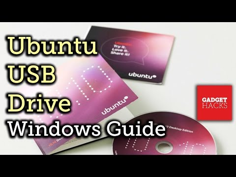 Create a Ubuntu Live USB on Your Windows PC [How-To]