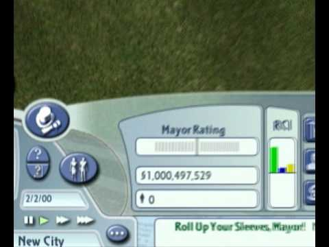 how to get unlimited money on simcity 4