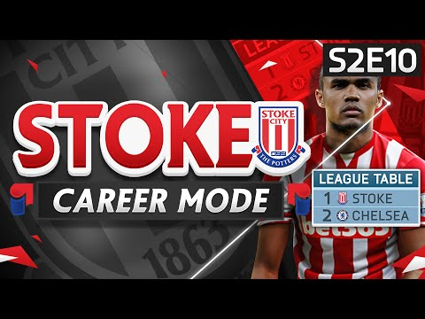 FIFA 16 Stoke Career Mode - MISSION IMPOSSIBLE?! INCREDIBLE GOAL! - S2E10