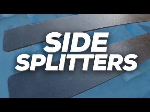 Custom DIY Side Splitter