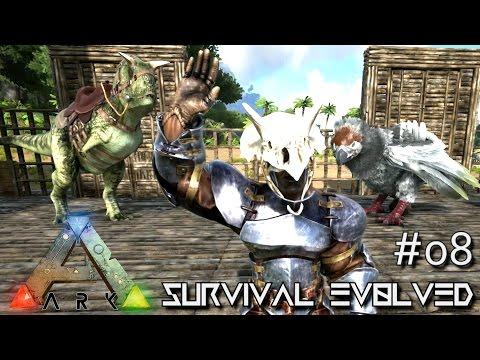 ARK: Survival Evolved - GOT POWER - GENERATOR & FRIDGE !!! - SEASON 3 [S3 E08] (Gameplay)