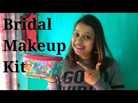 Bridal Makeup Kit haul, Affordable and best for everyone
