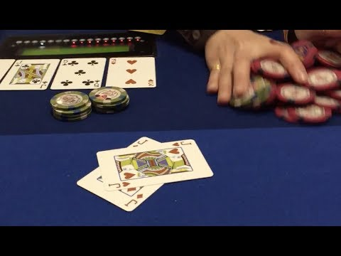 Flopping Top Set Against Future Brother-in-law!! MUST SEE! Poker Vlog Ep 79
