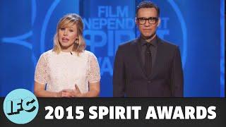 2015 Spirit Awards   Opening Monologue   IFC