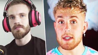 YouTuber Messed Up Badly... Jake Paul, PewDiePie, Jeff Wittek, Trisha Paytas