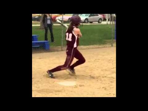 High school softball Freshman year