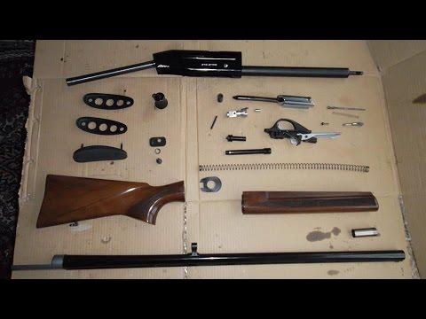 Ata Arms Neo 12 Сборка.