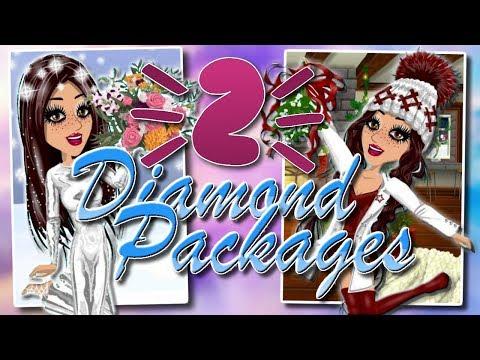 MSP - 🎉 2 DIAMOND PACKAGES! || READ DESC. 💸