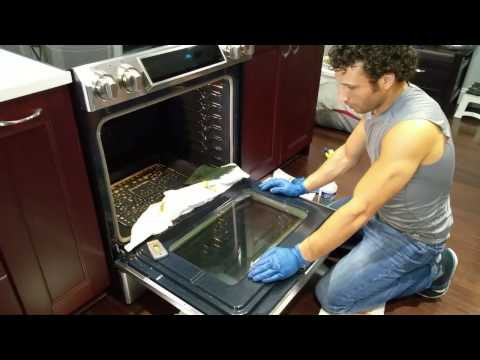 Airflo Pro Oven Cleaning