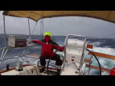 2015 Lord Howe Trip 32 to 60 plus knots