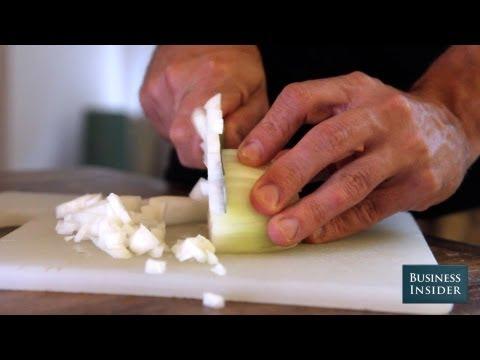 How To Chop An Onion LIke A Pro