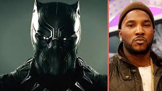Jeezy Takes Group Chicago High School Kids To See Black Panther Movie Starring Chadwick Boseman