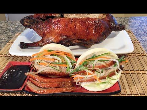 How To Make Peking Roast Duck-Asian Food Recipes-Crispy Style