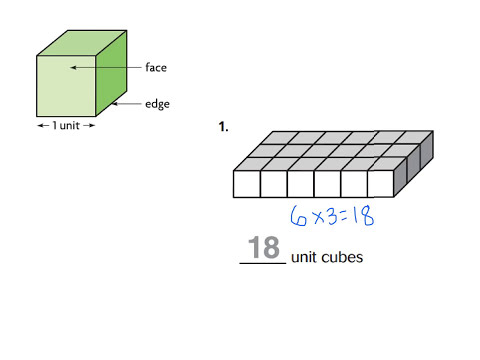 11.6 unit cubes and solid figures