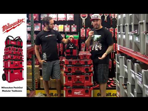 Milwaukee PackOut Modular Storage System Review - The Tool Nut