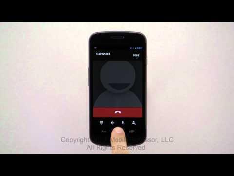 Samsung Galaxy Nexus Tutorial Part 1