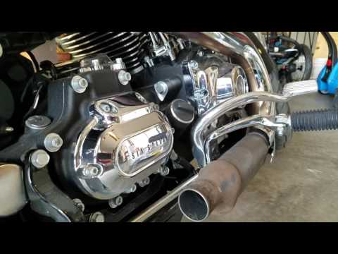 How to remove catalytic converter on a motorcycle