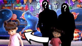 Pixar Theory: Do Boo's Parents Work At The Carnival?