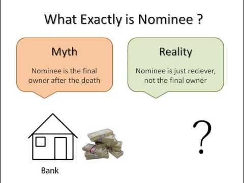 Learn about Nominations in Financial Products and Its impact - Part 2/6