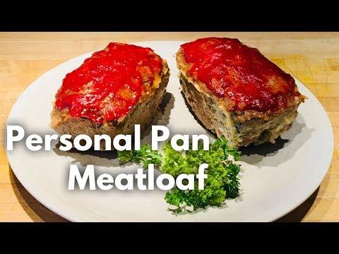 Personal Pan Meatloaf Ep.7