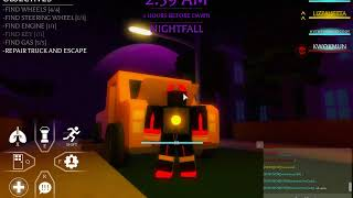 Roblox Before The Dawn Redux Project 0011 Nightfall Gameplay - Roblox Tutorial Before The Dawn Redux How To Get Project 0011