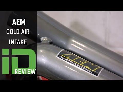 Ford F150 AEM Cold Air Intake Installation
