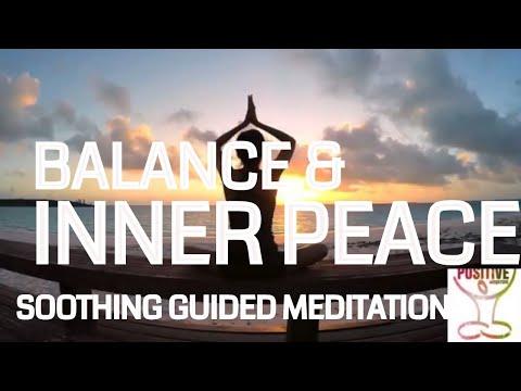 Simple Enjoyable Deep Inner Balance 10 Minute Meditation for Mind Body Spirit  (Water & Forest)