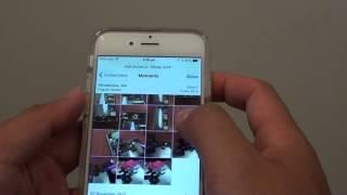 Iphone 6 How To Create New Photo Album