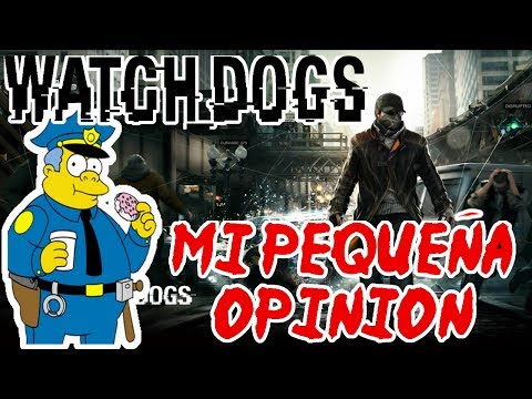 Watch Dogs - Mi Pequeña Opinion, Contrato De Agente