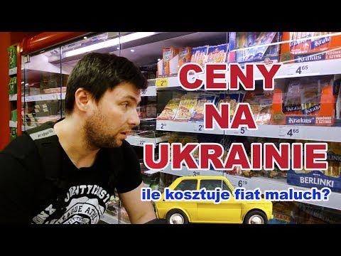 Ceny na Ukrainie a w Polsce. Zarobki i Wypłacalność. Jak dorobić na Fiata Malucha