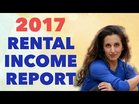 2017 Rental Income Report - Year-in-Review