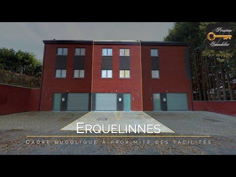Erquelinnes - Maison bel étage neuve en vente par Premium Immobilier