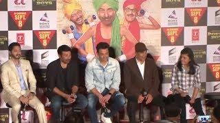 Poster Boys | Sunny Deol, Bobby Deol & Shreyas Talpade