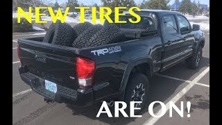 Why I keep buying new wheels and tires ?! sizes 32 33 35 for
