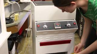 PhotoPolymer for use in Letterpress Printing.