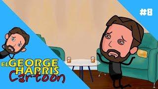 El George Harris Cartoon Ep 8  - Los Temblores