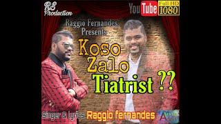RAGGIO FERNANDES NEW KONKANI SONG \
