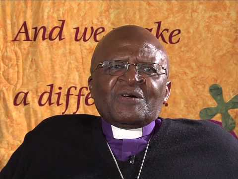 Special message from Archbishop Desmond Tutu for A MOMENT'S PEACE