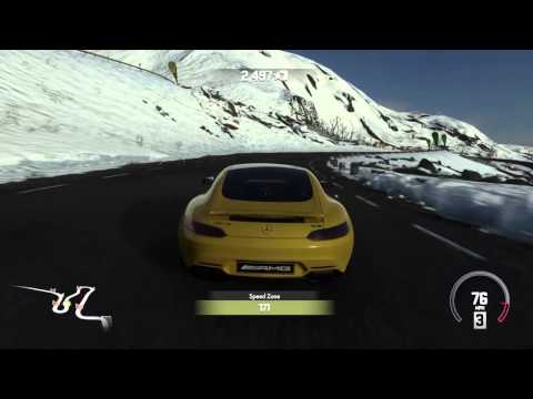 Driveclub drifting ps4