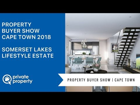 Property Buyer Show 2018 Cape Town   Somerset Lakes Lifestyle Estate