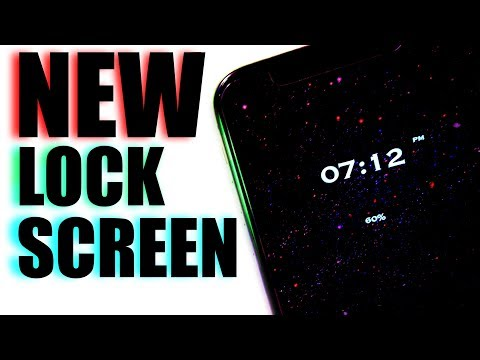 CHANGE THE LOCKSCREEN ON ANY IOS DEVICE / GET ALWAYS ON DISPLAY FOR IOS 11 / CUSTOMIZE IOS NO JB