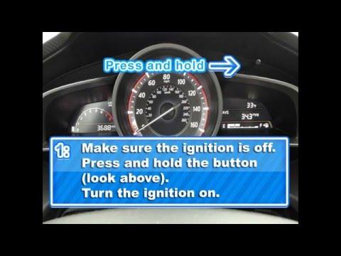 Check Engine Light Mazda 3